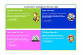 Lazesoft Recovery Suite 4